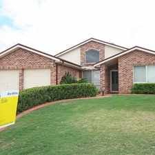 Rental info for Dont Miss Out!! in the Narellan Vale area