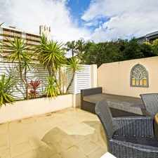 Rental info for Sophisticated Terrace with Gorgeous North East Courtyard and LUG