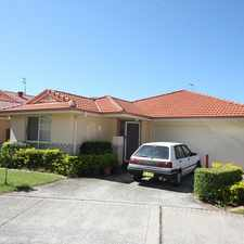 Rental info for VILLA HOME in the Banora Point area