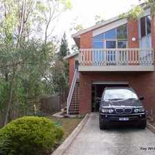 Rental info for ATTRACTIVE TOWNHOUSE in the Greensborough area