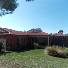 Rental info for UNDER APPLICATION in the Langwarrin area