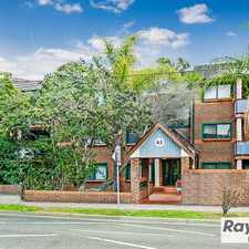 Rental info for DEPOSIT TAKEN ! OPEN HOME CANCELLED ! in the Burwood area