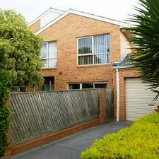 Rental info for Walking distance to the main strip in Clayton! in the Melbourne area