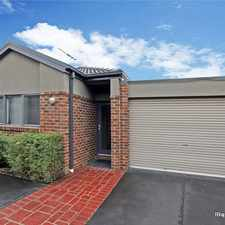 Rental info for ONE BEDROOM UNIT IN A TOP LOCATION in the Melbourne area