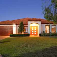 Rental info for STUNNING HOME IN QUIET LOCATION! in the Perth area