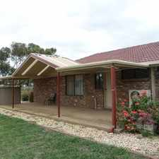 Rental info for Beautiful Country Style Retreat close to Train Station !!! in the Melbourne area