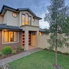 Rental info for A Contemporary Masterpiece in the Boronia area