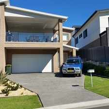 Rental info for AS NEW 4 BEDROOM HOME in the Wollongong area