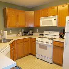 Rental info for Hagerstown - Spacious 3 bedroom unit with large bedrooms. Single Car Garage!