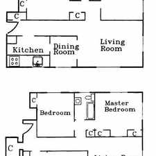 Rental info for 1003 N. 22nd Street