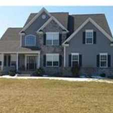 Rental info for 4 bedrooms and 3 1/2 bath single family home on an acre lot. Washer/Dryer Hookups!