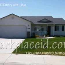 Rental info for 3429 E Emory Ave