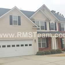 Rental info for 920 Rock Elm Drive