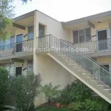 Rental info for Move in Special,Bright Charming 2 Bdrm Apt. in Fabulous Pacific Palisades