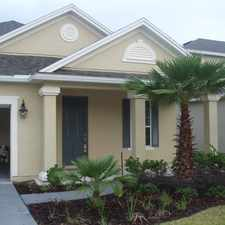 Rental info for 12118 Wynnfield Lakes Circle in the Sandalwood area