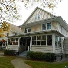 Rental info for 117 Clay Avenue in the Rochester area