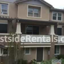 Rental info for 3 Bedroom 3 Bathroom Townhouse