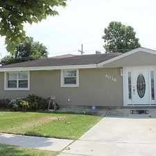 Rental info for Single Family Home Home in Kenner for Owner Financing in the Kenner area