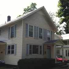 Rental info for Glens Falls - 1st floor 2 bedroom apartment with eat in kitchen.