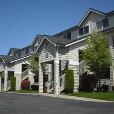 Rental info for Alder Court in the Tacoma area