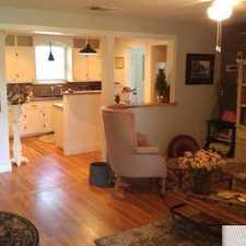 Rental info for House in prime location. Washer/Dryer Hookups!