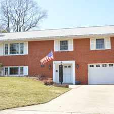 Rental info for 1808 Lansing Court - Gorgeous 4 Bedroom 3 Bathroom SFH with Garage in Birchwood, McLean! in the McLean area