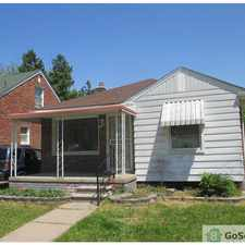 Rental info for Cozy Ranch on Patton in the 48127 area