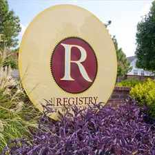 Rental info for Registry at Wolfchase