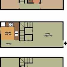 Rental info for 2 bedrooms - English Village Apartments is located on Jennifer just off of Fawn, in Gansevoort.