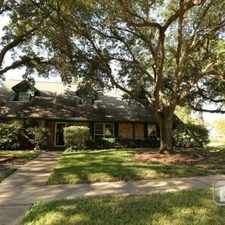 Rental info for $3250 4 bedroom House in SW Houston Other SW Houston in the Houston area