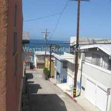 Rental info for Steps to Sand & Surf in North Manhattan Beach - ALL UTILITIES INCLUDED in the El Segundo area