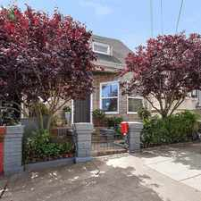Rental info for 1363 Palou Avenue in the Bayview area