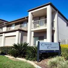 Rental info for Make this high on your list in the Sunnybank Hills area