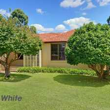 Rental info for Beautiful 3 Bedroom Home Conveniently Located! in the North Ryde area