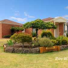 Rental info for A House With It All! in the Rowville area
