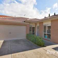 Rental info for A modern 3 bedroom, 2 bathroom rear unit in the Blackburn area