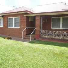 Rental info for Very Spacious South Dubbo in the Dubbo area