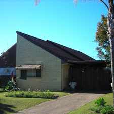 Rental info for CLOSE TO MEDICAL CENTRE/SHOPS - BREAK LEASE in the Hervey Bay area
