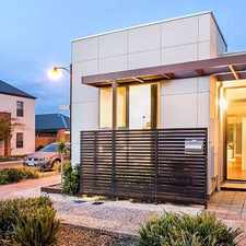 Rental info for Beautiful Courtyard Home - Energy Efficient Home in the Mawson Lakes area
