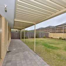 Rental info for Easy to Maintain! in the Perth area