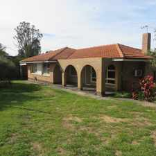 Rental info for Great value! Family Home with Large Shed