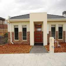 Rental info for Beautiful Multi Storey Home in the Melbourne area
