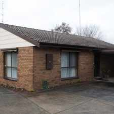 Rental info for Central South - Two Bedroom Townhouse in the Ballarat area