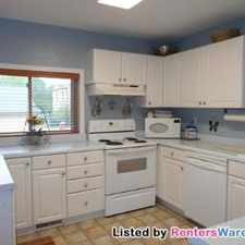 Rental info for Stunning 3bd/2ba Single Family Home In Red Wing!