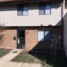 Rental info for Newly Renovated 3 BR Town House Avail_