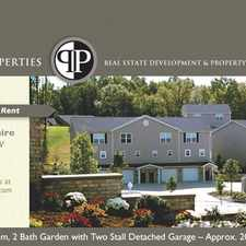 Rental info for The Berkshire is Raising Standards to a Whole New Level. Upscale Apartments with all the Features of