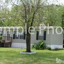 Rental info for 2 bedroom, 2 bath home available