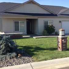 Rental info for GORGEOUS HOME IN A BEAUTIFUL 55+ COMMUNITY! 3BED 2BATH WITH GARAGE