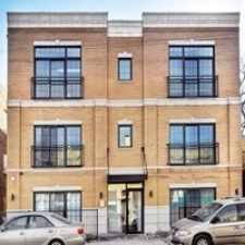 Rental info for 3420 North Milwaukee Avenue #1S in the Kilbourn Park area