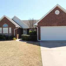 Rental info for 3820 Crail Drive